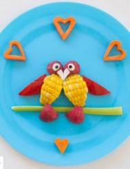 Valentine's lovebirds | Healthy Food Guide