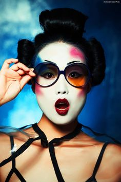 Japanese Fashion Produzione artistica ed esecutiva: Muse Make Up