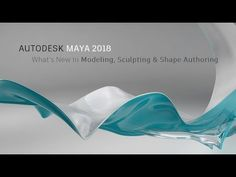(9) Maya 2018:  Comprehensive Review of Modeling Improvements (No Audio) - YouTube