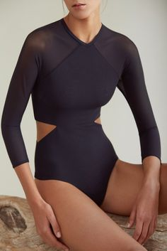 bodysuit by Marika Vera – Leotards Dance Outfits, Dance Dresses, Sport Outfits, Cute Outfits, Ballet Wear, Pullover Shirt, Ballet Clothes, Poses References, Ballroom Dress