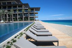 Beach or Pool at the new beachfront JW Marriott Los Cabos in San Jose del Cabo, Mexico?
