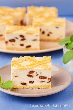 Cheesecake for the holidays Polish Recipes, Polish Food, Cheesecakes, Sweets, Baking, Coca Cola, Cook, Holidays, Deserts
