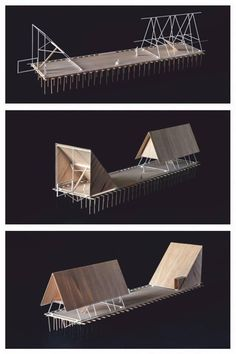 Smiljan Radić, Prism House + Terrace Room, Coinguillio, Chile, Check more at arch. Grid Architecture, Maquette Architecture, Concept Models Architecture, House Architecture Styles, Architecture Model Making, Cultural Architecture, Architecture Diagrams, Architecture Portfolio, Canopy Architecture