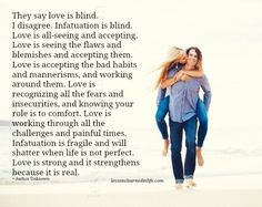 Lessons Learned in Life | They say love