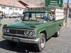 An Stout in Bolivia - My old classic car collection Toyota Dyna, Toyota 4, Toyota Trucks, Toyota Cars, Dump Trucks, Mini Trucks, Old Trucks, Pickup Trucks, Old Classic Cars