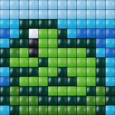 #pixelhobby #pixels #pixelen #beads #iron #creative