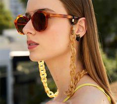 ac36d10be6363 Foto  Divulgação Camila Klein Modelos De Oculos Escuros, Óculos Escuros  Feminino, Cordão Para
