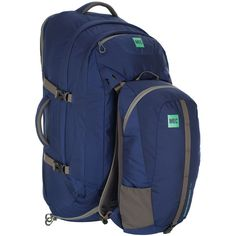 MEC Supercontinent 75 Travel Pack - Mountain Equipment Co-op. Free Shipping Available