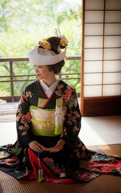 MARIEE TRADITIONNELLE JAPON