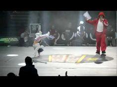 """La pequeña """"B-Girl Terra"""" de 6 años es la nueva  revelación del Breakdance Mundial."""