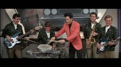 1968 6 12 Speedway = Elvis Ptresley ..Scéne du Film
