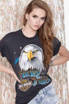Harley Rules Tee
