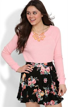 I think Deb stores are my soulmate. Their clothes are too perfect.