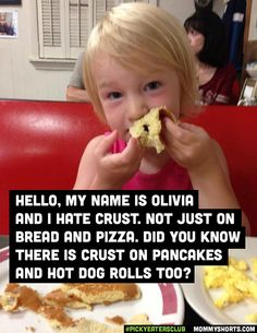 Moms Share Their Kids' Most Ridiculous Eating Habits. Talk About PICKY!