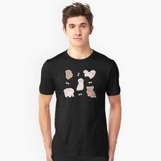 'Maltipoo Pattern Set Dogs Bone Treat Puppies Maltipoo Mom Mum' T-Shirt by yellowpomelo German Shepherd Puppies, German Shepherds, Shepherd Dog, Maltipoo, My T Shirt, Flag Shirt, Tshirt Colors, Chiffon Tops, Shirt Style
