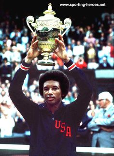 Arthur Ashe was an athlete, scholar and activist whose public opposition to discrimination helped change society.
