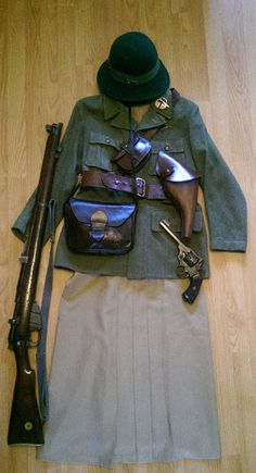 Cumann na mBan Uniform Irish Independence, Irish Republican Army, Living On The Edge, Image Shows, Art Inspo, Celtic, Ireland, Historical Dress, Belfast