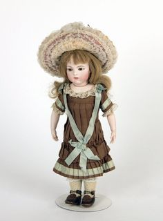 77.1964: doll | Dolls from the Early Twentieth Century | Dolls | National Museum of Play Online Collections | The Strong