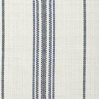 "Outdoor Fabrics | Sunbrella | OutdoorFabrics.com Name: Ticking Indigo Type: Stripes Material: 100% Bella-Dura Width: 54"""