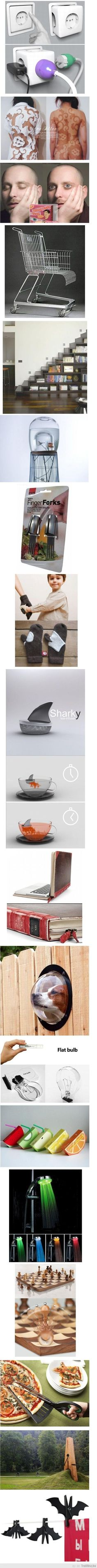 Really Cool Inventions