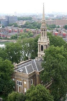 St Paul's Church, Shadwell - Wikipedia, the free encyclopedia Church of Sea Captains Marriage Sites, Paul Theroux, Irish Catholic, Place Of Worship, Saint George, London Travel, Family History, Mansions, House Styles