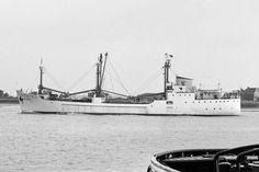 MacAndrews Cargo Ship - Pacheco , built 1961