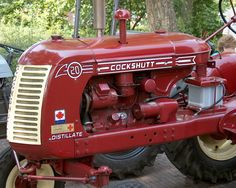 Tractor show in Liemde in the Netherlands (Holland)