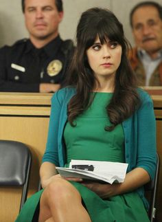 All the bright colors, girly dresses, and more amazing coats of New Girl's Jess Day (Zooey Deschanel)