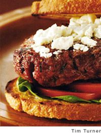 Captain D's Lamb Burgers Recipe   Leite's Culinaria