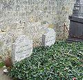 Vincent and Theo van Gogh, Auvers-sur-Oise Town Cemetery  Auvers-sur-Oise  Departement du Val-d'Oise  Ile-de-France, France