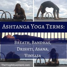 What is Ashtanga Yoga Anyways?