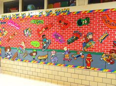 This Is How We Roll in 3rd Grade. Classroom Welcome, Walls