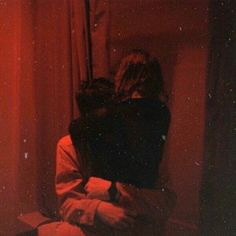 And I know Times like these, you just take it slow Fall asleep in the pillows She got my heart in a chokehold. Daddy Aesthetic, Couple Aesthetic, Aesthetic Photo, Aesthetic Pictures, Cute Couples Goals, Couple Goals, Red Aesthetic Grunge, Red Wallpaper, How To Fall Asleep