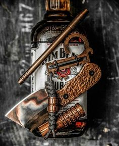 Manly Carry with lots of copper