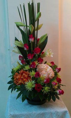 恩典之光: 恩光教會的植物--插花篇                                                       …