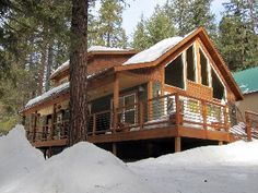 Just Plain Fabulous!!!   Vacation Rental in Leavenworth from @homeaway! #vacation #rental #travel #homeaway