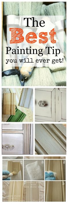 Do this and paint each piece perfectly Paint Furniture, Furniture Projects, Furniture Makeover, Diy Projects, Refinished Furniture, Furniture Upholstery, Paint Stain, Paint Finishes, Chalk Paint Projects