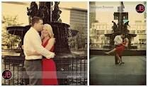 Fountain Square Engagement