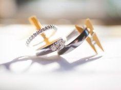 Wedding Rings: Photo by Genesa Richards Photography via Heather Renee Celebrations