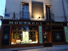 Moutarde Maille, Dijon Broadway Shows, Mustard, Owls, Children, Travel