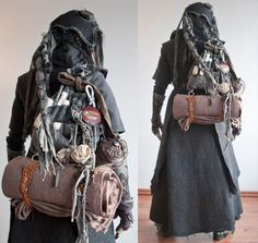 This is such a great LARP costume!