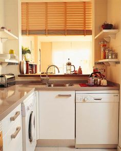 1000 images about crea tu propia cocina on pinterest - Cocinas minimalistas pequenas ...