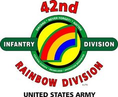 "Amazon.com: 42ND INFANTRY DIVISION ""RAINBOW DIVISION "" U.S. MILITARY CAMPAIGNS LAMINATED PRINT ON 18"" x 24"" QUARTER INCH THICK POSTER BOARD: Everything Else"