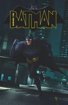 BEWARE THE BATMAN i watched one episode and realised i will never watch one again