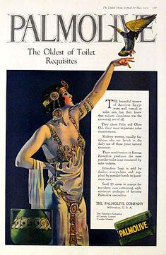 Original Coles Phillips Advertisement