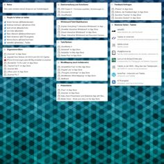 Linksliste zu ICT im Bildungsbereich, iPad im Unterricht - start.me von Jan Hambsch.