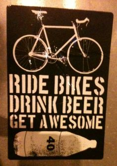 Bikes, Beer and Awesome