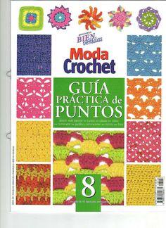 Ganchillo Guia Practica de Puntos - Pilar Rb - Picasa-Webalben
