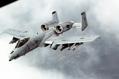File:A-10 Thunderbolt II In-flight.JPG