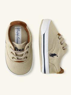 Vaughn Sneaker - Shoes  Layette Boy (Newborn–9M) - RalphLauren.com